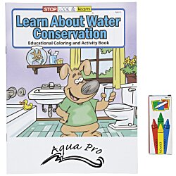 View a larger, more detailed picture of the Fun Pack - Learn About Water Conservation