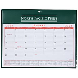 View a larger, more detailed picture of the Calendar with Vinyl Pad