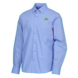 View a larger, more detailed picture of the Loma EZ-Care Dress Shirt - Men s