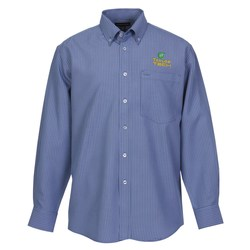 View a larger, more detailed picture of the Brewar EZ-Care Checkered Shirt - Men s