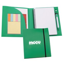 View a larger, more detailed picture of the Get Organized Notebook Combo Set - Closeout