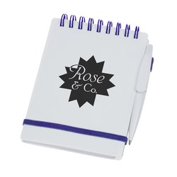 View a larger, more detailed picture of the Get Organized Jotter with Pen - Closeout