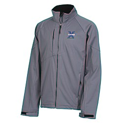 View a larger, more detailed picture of the Tunari Soft Shell Jacket - Men s