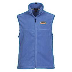 View a larger, more detailed picture of the Landmark Microfleece Vest - Men s