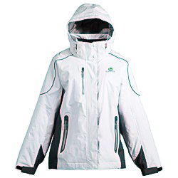 View a larger, more detailed picture of the Teton 3-in-1 Waterproof Jacket - Ladies
