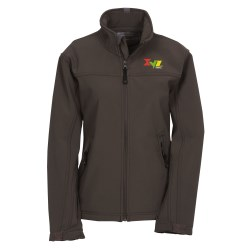 View a larger, more detailed picture of the Basin Soft Shell Jacket - Ladies