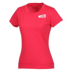 View a larger, more detailed picture of the Energy Fitness Tee - Ladies