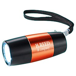 View a larger, more detailed picture of the Delray LED Flashlight