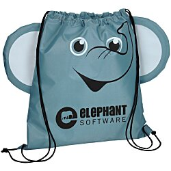 View a larger, more detailed picture of the Paws and Claws Sportpack - Elephant