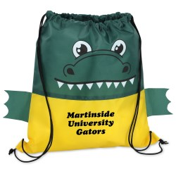 View a larger, more detailed picture of the Paws and Claws Sportpack - Gator