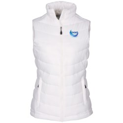 View a larger, more detailed picture of the Mission Puff Vest - Ladies