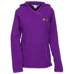View a larger, more detailed picture of the Paige Sweater Fleece Pullover - Ladies