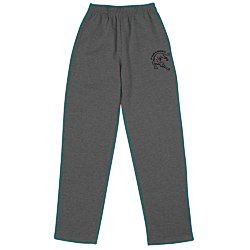 View a larger, more detailed picture of the Open Bottom Sweatpants - Men s