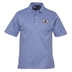 View a larger, more detailed picture of the Shadow Stripe Interlock Polo - Men s
