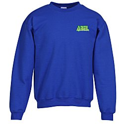 View a larger, more detailed picture of the Gildan 8 oz Heavy Blend 50 50 Crew Sweatshirt - Emb