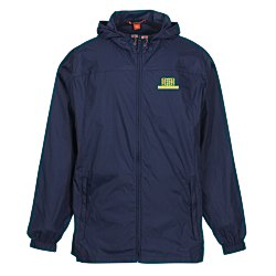 View a larger, more detailed picture of the Harriton Rain Jacket - Men s