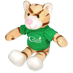 View a larger, more detailed picture of the Mascot Beanie Animal - Cat