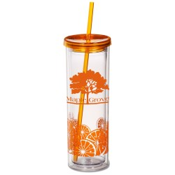 View a larger, more detailed picture of the Color Scheme Montara Spirit Tumbler - 16 oz - Citrus
