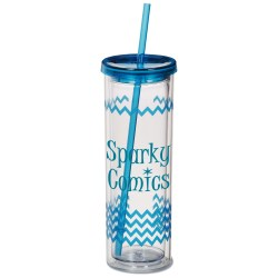 View a larger, more detailed picture of the Color Scheme Montara Spirit Tumbler - 16 oz - Chevron