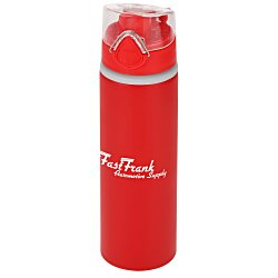 View a larger, more detailed picture of the Hermosa Aluminum Sport Bottle - 27 oz
