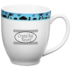 View a larger, more detailed picture of the Jamaica Bistro Mug - 16 oz - Dance - Closeout