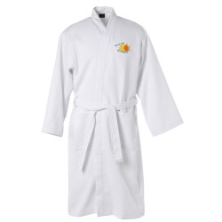 View a larger, more detailed picture of the Waffle Robe - Closeout