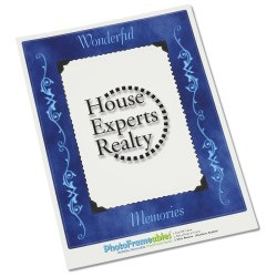 View a larger, more detailed picture of the Removable Picture Frame Decal - 4 x 6 - Snapshot