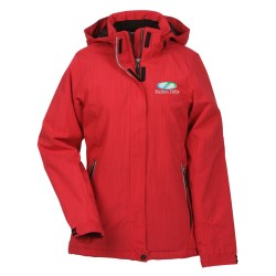 View a larger, more detailed picture of the Moritz Insulated Hooded Jacket - Ladies