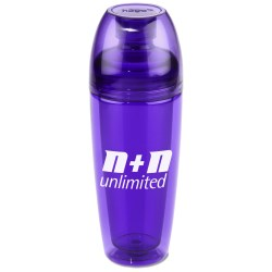 View a larger, more detailed picture of the h2go Cosmo Bottle - 18 oz - Closeout