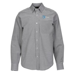 View a larger, more detailed picture of the Hayden EZ-Care Checked Shirt - Men s - 24 hr