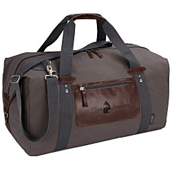 View a larger, more detailed picture of the Field & Co Vintage Duffel