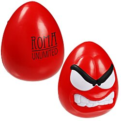 View a larger, more detailed picture of the Angry Mood Maniac Stress Wobbler