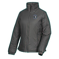 View a larger, more detailed picture of the Harriton Insulated Jacket - Ladies