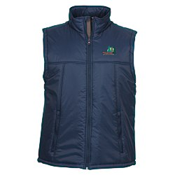 View a larger, more detailed picture of the Harriton Insulated Vest - Men s