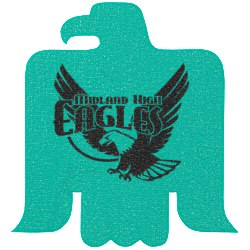 View a larger, more detailed picture of the Cushioned Jar Opener - Eagle