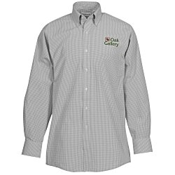 View a larger, more detailed picture of the Van Heusen Gingham Check Shirt - Men s
