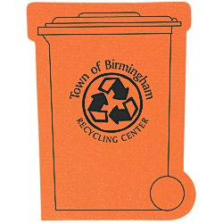 View a larger, more detailed picture of the Cushioned Jar Opener - Recycle Bin