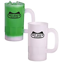 View a larger, more detailed picture of the Mood Beer Stein - 14 oz - 24 hr