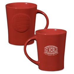 View a larger, more detailed picture of the Global Ceramic Mug - 12 oz - 24 hr