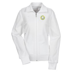 View a larger, more detailed picture of the Nike Performance Track Jacket - Ladies