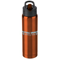 View a larger, more detailed picture of the h2go Arctic Vacuum Sport Bottle - 17 oz - 24 hr