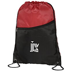 View a larger, more detailed picture of the Duet Drawstring Sportpack