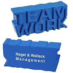 View a larger, more detailed picture of the Teamwork Word Stress Reliever