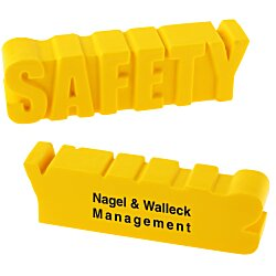 View a larger, more detailed picture of the Safety Word Stress Reliever