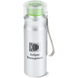 View a larger, more detailed picture of the Color Impact Aluminum Sport Bottle - 28 oz