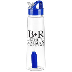 View a larger, more detailed picture of the Economy Filter Sport Bottle - 24 oz