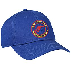 View a larger, more detailed picture of the New Era Structured Cotton Cap