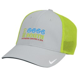 View a larger, more detailed picture of the Nike Flexfit Trucker Hat