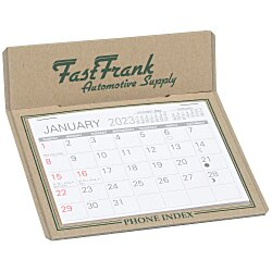 View a larger, more detailed picture of the Forest Desk Calendar