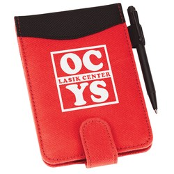 View a larger, more detailed picture of the Pocket Enviro-Jotter - Closeout